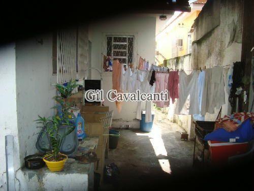 ÁREA - Casa 3 quartos à venda Cascadura, Rio de Janeiro - R$ 370.000 - CSV0243 - 21
