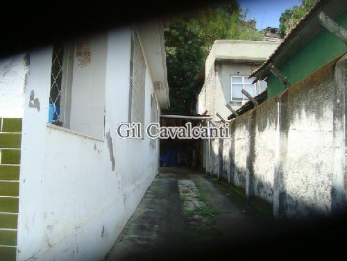 GARAGEM. - Casa 3 quartos à venda Cascadura, Rio de Janeiro - R$ 370.000 - CSV0243 - 23