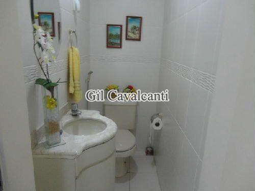 Lavabo - Casa Vargem Pequena,Rio de Janeiro,RJ À Venda,4 Quartos,177m² - CSV0266 - 8