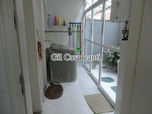 Área de serviço - Casa Vargem Pequena,Rio de Janeiro,RJ À Venda,4 Quartos,177m² - CSV0266 - 11