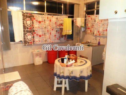 ÁREA DE SERVIÇO - Apartamento Taquara,Rio de Janeiro,RJ À Venda,3 Quartos,152m² - AP0347 - 11
