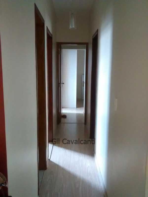 Corredor - Apartamento 3 quartos à venda Vila Valqueire, Rio de Janeiro - R$ 440.000 - AP0936 - 13