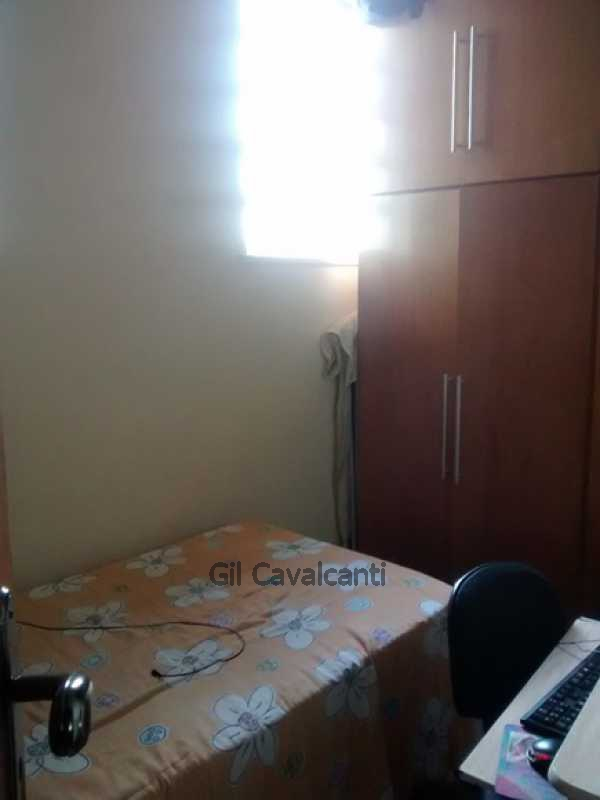 Quarto - Apartamento 3 quartos à venda Vila Valqueire, Rio de Janeiro - R$ 440.000 - AP0936 - 19