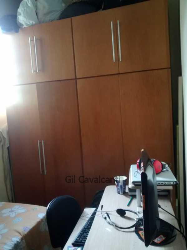 Quarto - Apartamento 3 quartos à venda Vila Valqueire, Rio de Janeiro - R$ 440.000 - AP0936 - 20