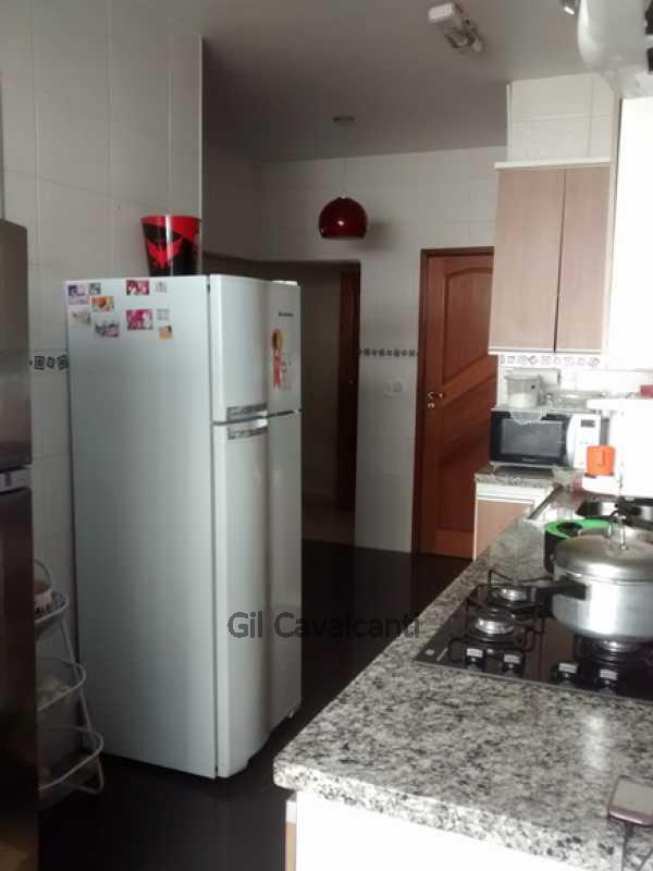Cozinha - Apartamento 3 quartos à venda Vila Valqueire, Rio de Janeiro - R$ 440.000 - AP0936 - 16