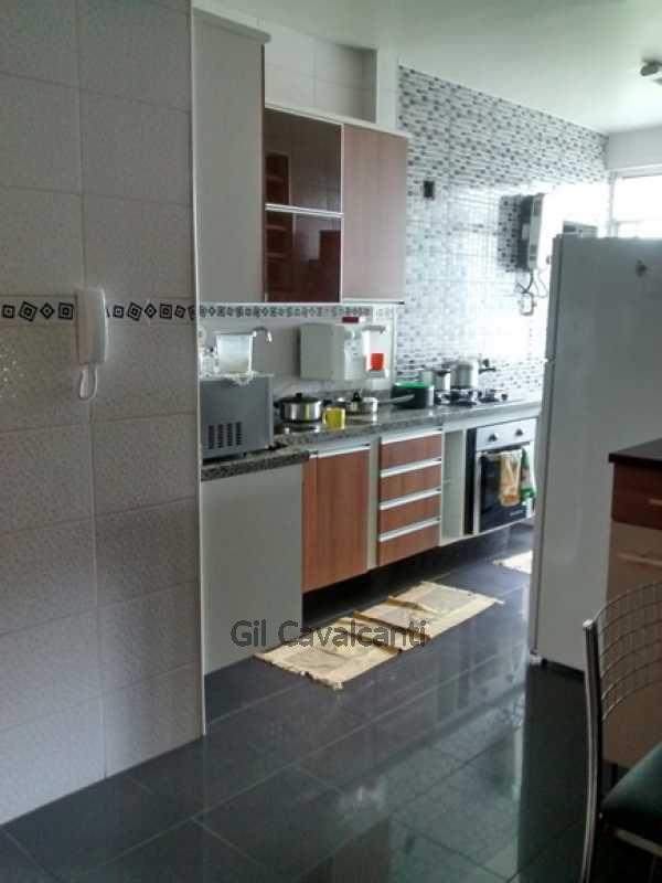 Cozinha - Apartamento 3 quartos à venda Vila Valqueire, Rio de Janeiro - R$ 440.000 - AP0936 - 17