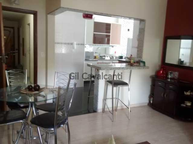 Cozinha - Apartamento 3 quartos à venda Vila Valqueire, Rio de Janeiro - R$ 440.000 - AP0936 - 14