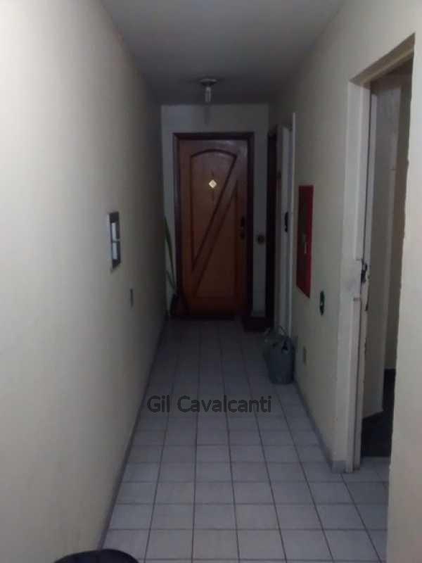 Corredor - Apartamento 3 quartos à venda Vila Valqueire, Rio de Janeiro - R$ 440.000 - AP0936 - 5