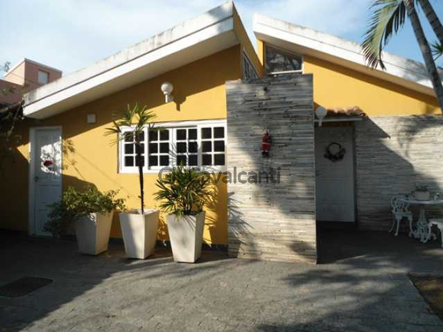 Frente - Casa Anil,Rio de Janeiro,RJ À Venda,3 Quartos,192m² - CS1457 - 1