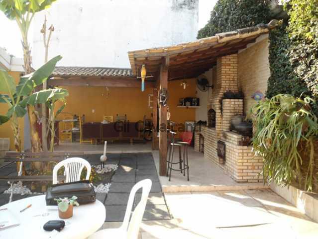 Churrasqueira - Casa Anil,Rio de Janeiro,RJ À Venda,3 Quartos,192m² - CS1457 - 29