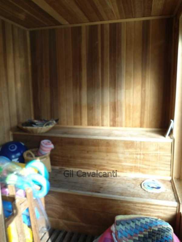 Sauna - Casa Anil,Rio de Janeiro,RJ À Venda,3 Quartos,192m² - CS1457 - 30
