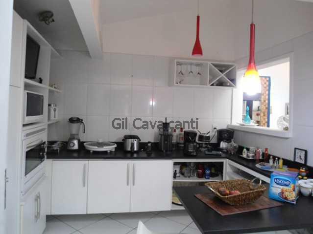 Cozinha - Casa Anil,Rio de Janeiro,RJ À Venda,3 Quartos,192m² - CS1457 - 11