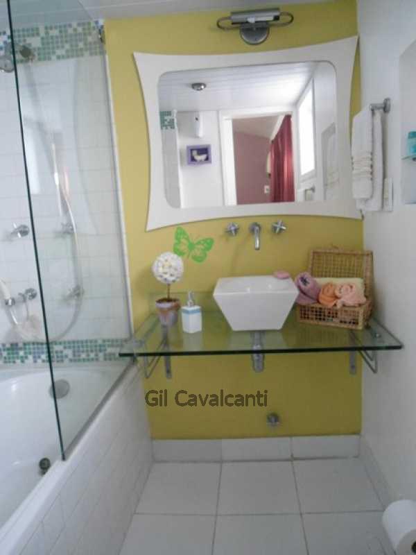 Banheiro suíte - Casa Anil,Rio de Janeiro,RJ À Venda,3 Quartos,192m² - CS1457 - 18