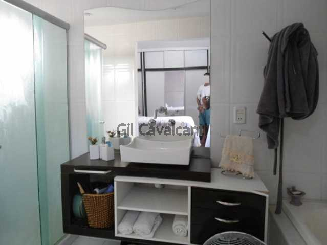 Banheiro suíte - Casa Anil,Rio de Janeiro,RJ À Venda,3 Quartos,192m² - CS1457 - 25