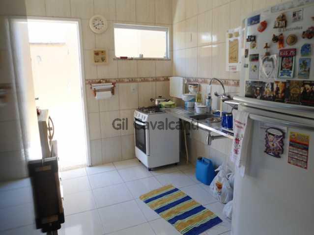 Cozinha - Casa em Condomínio 3 quartos à venda Jacarepaguá, Rio de Janeiro - R$ 530.000 - CS1461 - 6