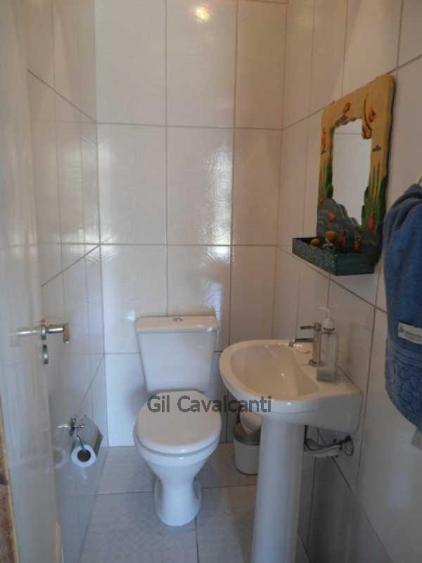 Lavabo - Casa em Condomínio 3 quartos à venda Jacarepaguá, Rio de Janeiro - R$ 530.000 - CS1461 - 5