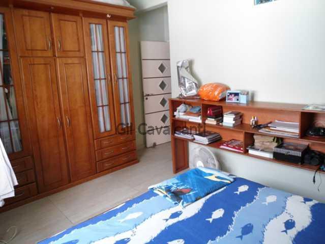 Suíte 1 - Casa em Condomínio 3 quartos à venda Jacarepaguá, Rio de Janeiro - R$ 530.000 - CS1461 - 10