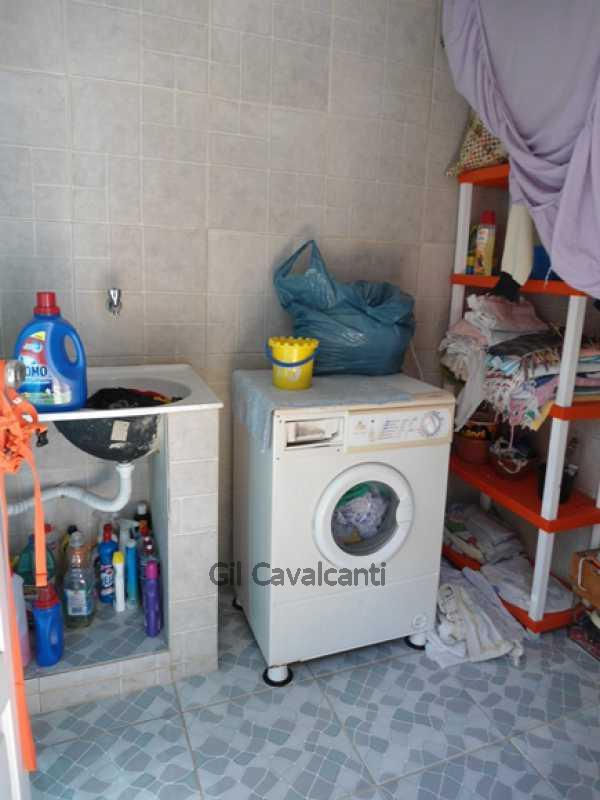 Área de serviço - Casa em Condomínio 3 quartos à venda Jacarepaguá, Rio de Janeiro - R$ 530.000 - CS1461 - 22