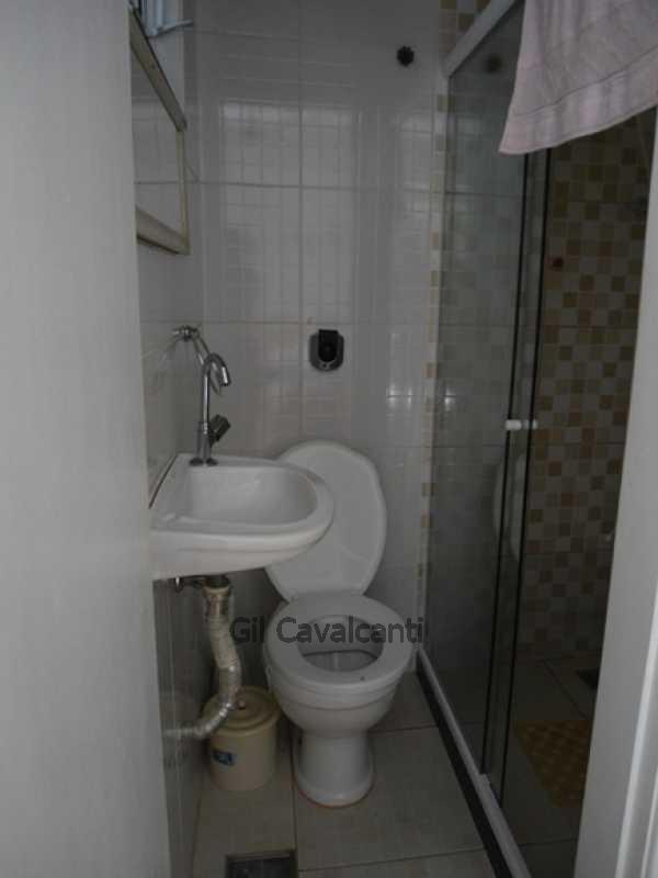 Banheiro suíte - Casa em Condomínio 3 quartos à venda Jacarepaguá, Rio de Janeiro - R$ 530.000 - CS1461 - 17