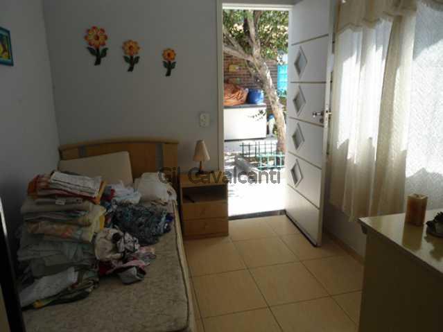 Suíte Edícula - Casa em Condomínio 3 quartos à venda Jacarepaguá, Rio de Janeiro - R$ 530.000 - CS1461 - 15