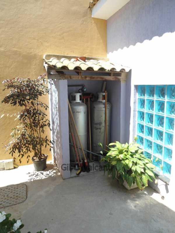 127 - Casa em Condomínio 3 quartos à venda Jacarepaguá, Rio de Janeiro - R$ 530.000 - CS1461 - 23