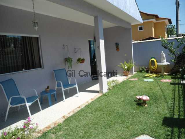 Jardim - Casa em Condomínio 3 quartos à venda Jacarepaguá, Rio de Janeiro - R$ 530.000 - CS1461 - 20