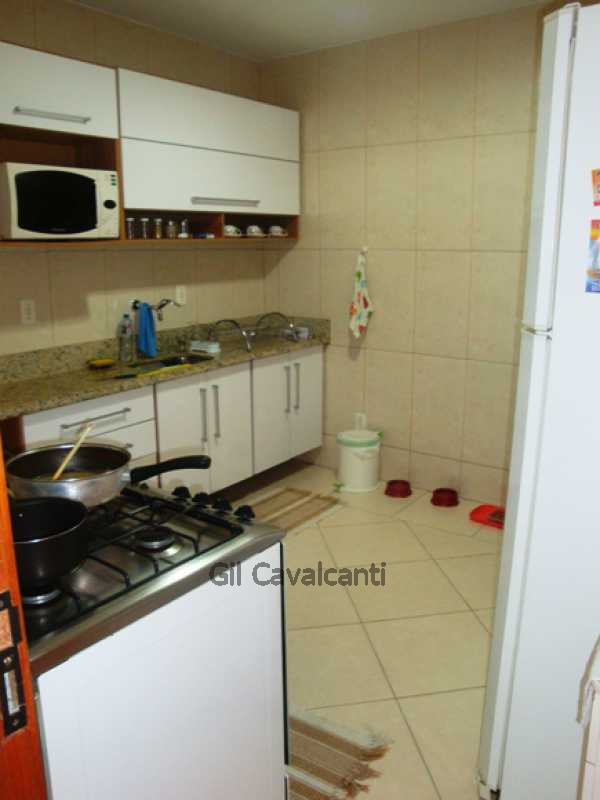 Cozinha - Casa em Condomínio 2 quartos à venda Curicica, Rio de Janeiro - R$ 330.000 - CS0741 - 7