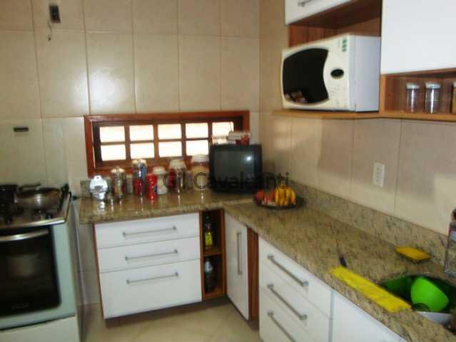 Cozinha - Casa em Condomínio 2 quartos à venda Curicica, Rio de Janeiro - R$ 330.000 - CS0741 - 6