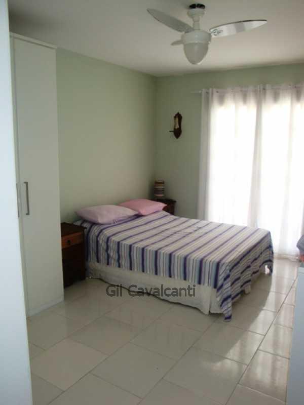 Quarto - Casa em Condomínio 2 quartos à venda Curicica, Rio de Janeiro - R$ 330.000 - CS0741 - 12