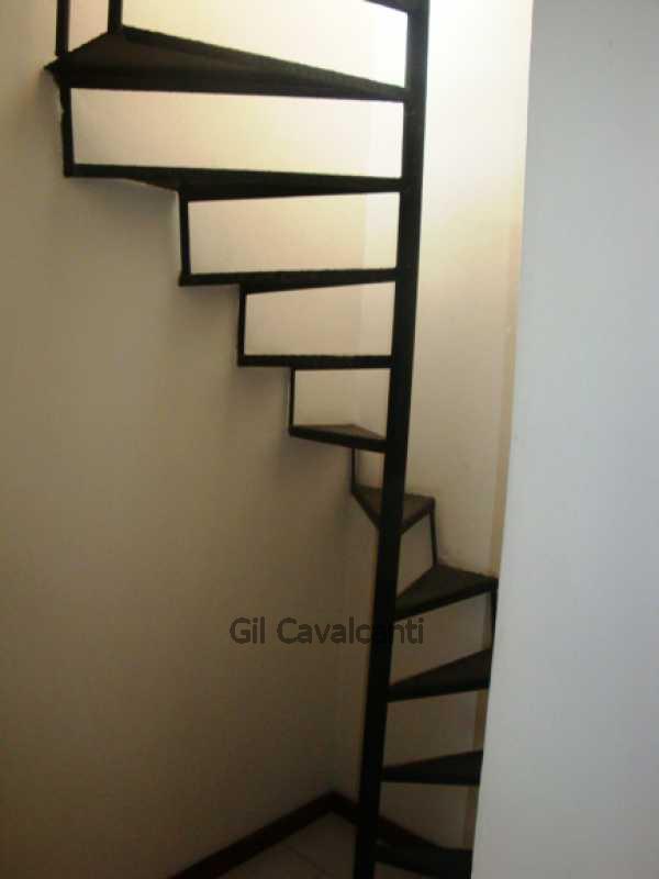 Escada - Casa em Condomínio 2 quartos à venda Curicica, Rio de Janeiro - R$ 330.000 - CS0741 - 18