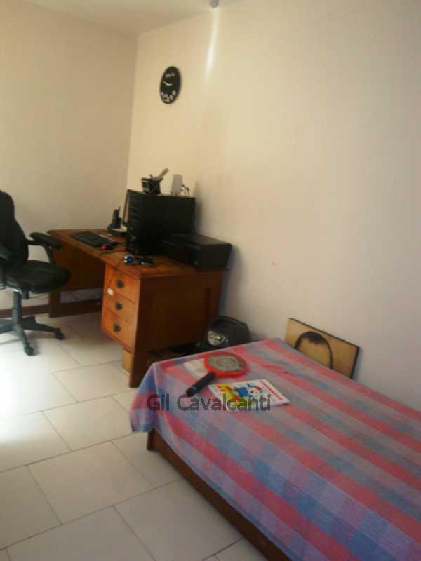 Quarto - Casa em Condomínio 2 quartos à venda Curicica, Rio de Janeiro - R$ 330.000 - CS0741 - 15