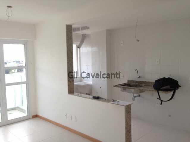 Sala/cozinha - Apartamento 2 quartos à venda Madureira, Rio de Janeiro - R$ 360.000 - AP0941 - 25