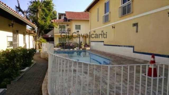 Piscina - Casa 3 quartos à venda Pechincha, Rio de Janeiro - R$ 500.000 - CS1475 - 17