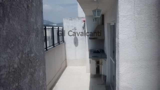 110 - Cobertura Taquara,Rio de Janeiro,RJ À Venda,3 Quartos,110m² - CB0117 - 6