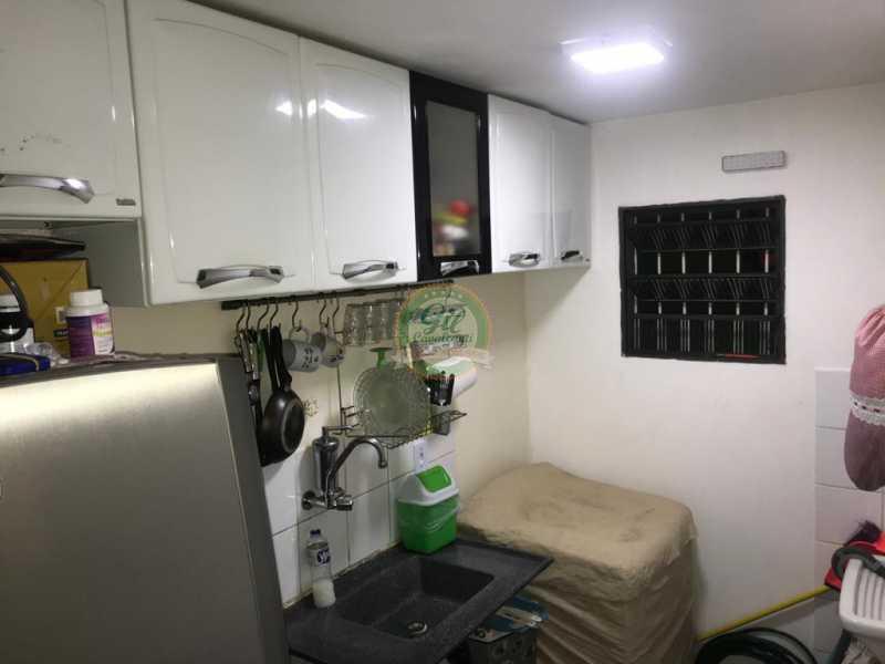 9a6bfdbd-398a-457f-83e8-f68e27 - Casa 1 quarto à venda Curicica, Rio de Janeiro - R$ 135.000 - CS1509 - 8
