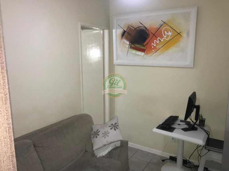 cec42b5f-7034-47e4-a7e3-3644d2 - Casa 1 quarto à venda Curicica, Rio de Janeiro - R$ 125.000 - CS1509 - 3