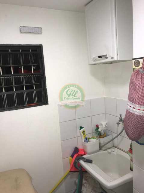 e7a42c15-5604-4143-a58d-da9333 - Casa 1 quarto à venda Curicica, Rio de Janeiro - R$ 135.000 - CS1509 - 9