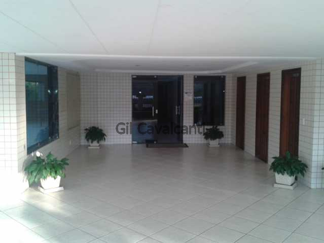 Entrada Principal - Apartamento Taquara,Rio de Janeiro,RJ À Venda,3 Quartos - AP0110 - 1