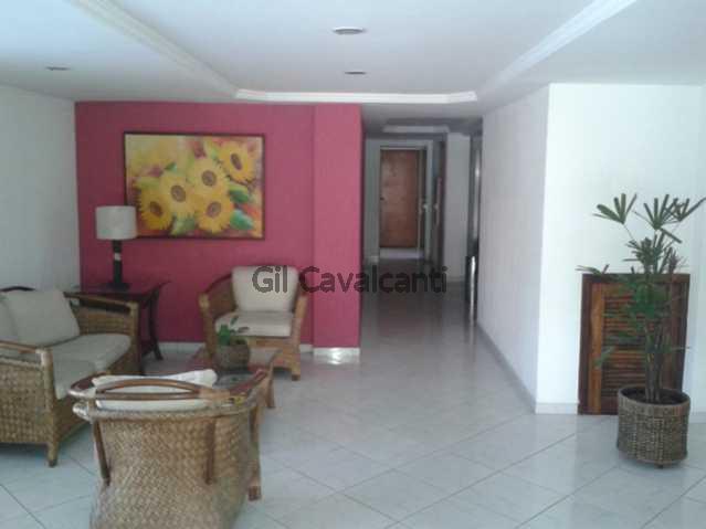 Hall de Entrada Principal - Apartamento Taquara,Rio de Janeiro,RJ À Venda,3 Quartos - AP0110 - 3
