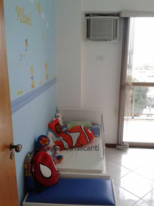 Quarto M+®dio 02 - Apartamento Taquara,Rio de Janeiro,RJ À Venda,3 Quartos - AP0110 - 10