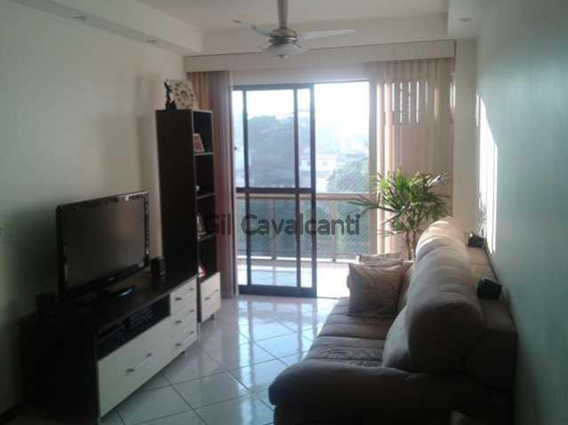 Sala 01 - Apartamento Taquara,Rio de Janeiro,RJ À Venda,3 Quartos - AP0110 - 4