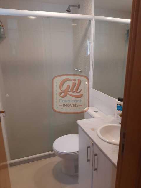 27887a86-c4ae-4bfe-a7f3-e39e22 - Apartamento 2 quartos à venda Pechincha, Rio de Janeiro - R$ 280.000 - AP1040 - 25