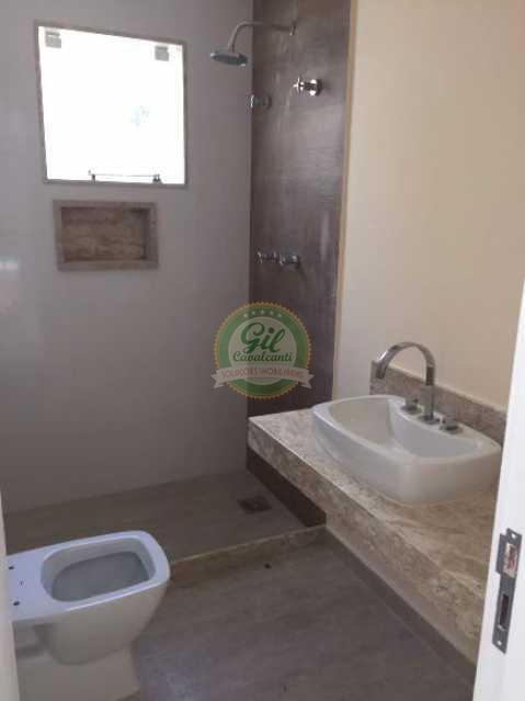 105 - Casa em Condomínio 4 quartos à venda Recreio dos Bandeirantes, Rio de Janeiro - R$ 2.100.000 - CS1605 - 12