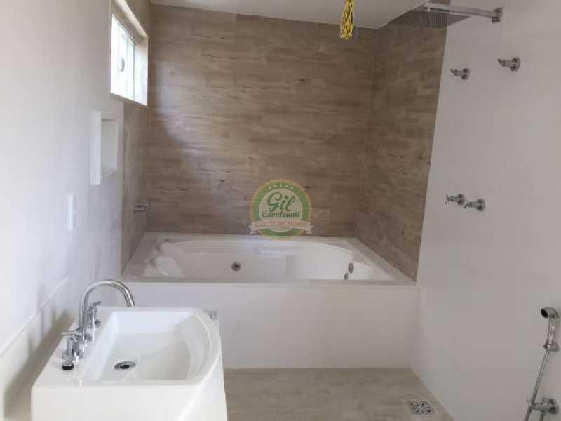 107 - Casa em Condomínio 4 quartos à venda Recreio dos Bandeirantes, Rio de Janeiro - R$ 2.100.000 - CS1605 - 11