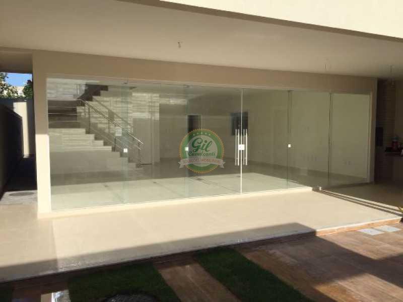 108 - Casa em Condomínio 4 quartos à venda Recreio dos Bandeirantes, Rio de Janeiro - R$ 2.100.000 - CS1605 - 3