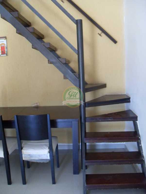 072 - Casa Curicica,Rio de Janeiro,RJ À Venda,3 Quartos,53m² - CS1616 - 5
