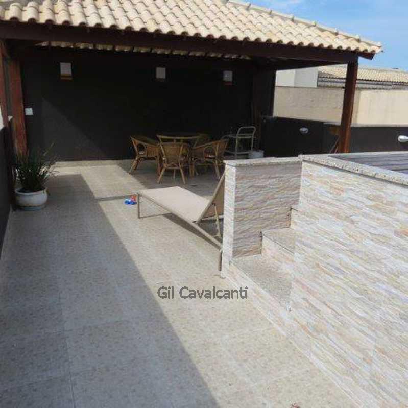 104 - Cobertura 3 quartos à venda Recreio dos Bandeirantes, Rio de Janeiro - R$ 1.500.000 - CB0127 - 14