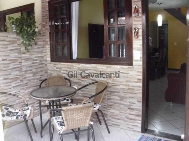 103 - Casa em Condominio À VENDA, Taquara, Rio de Janeiro, RJ - CSR1648 - 1