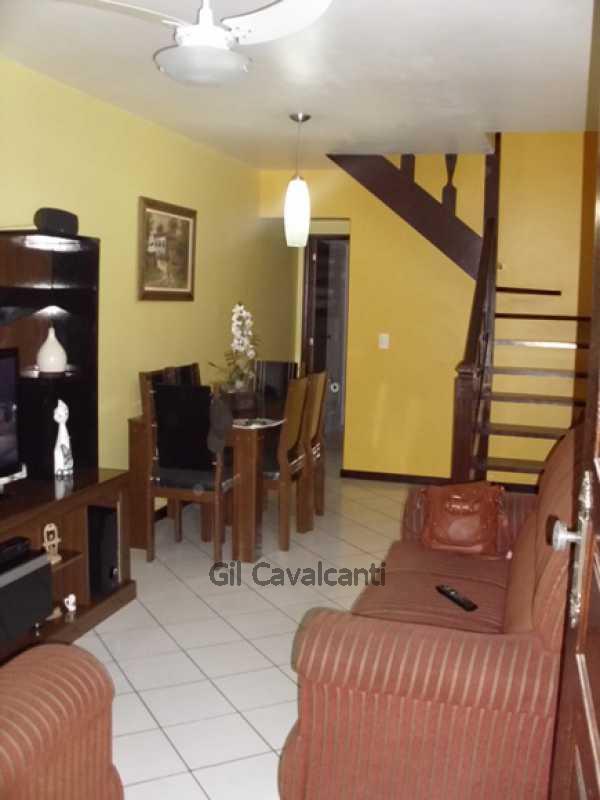 105 - Casa em Condominio À VENDA, Taquara, Rio de Janeiro, RJ - CSR1648 - 3