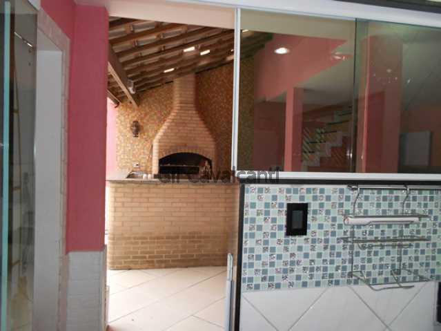 110 - Casa de Vila Vila Valqueire,Rio de Janeiro,RJ À Venda,3 Quartos,130m² - CS1653 - 8
